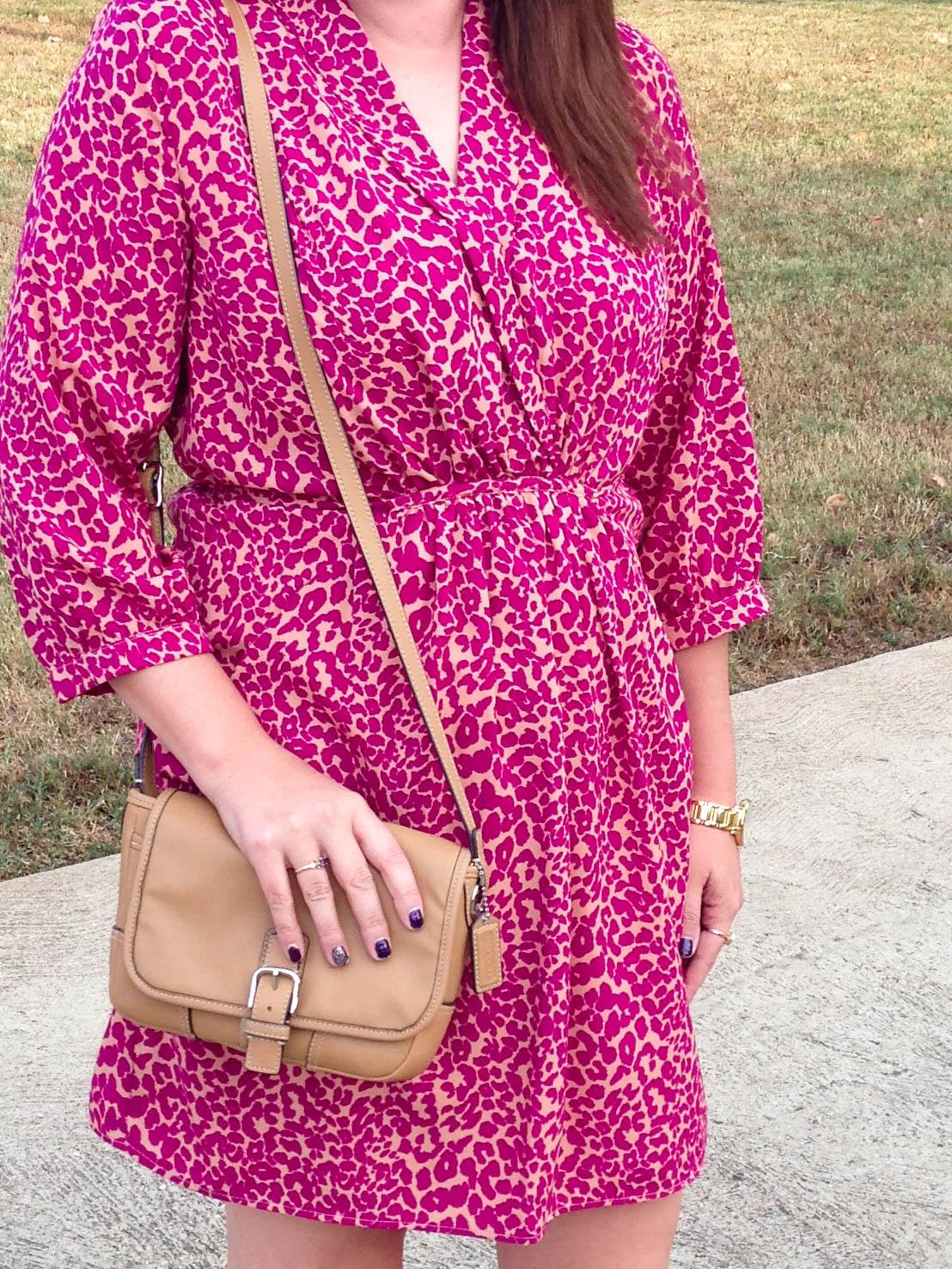 Pink Leopard.Torso
