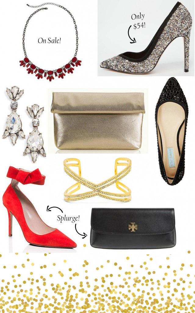 Holiday Party Accessories