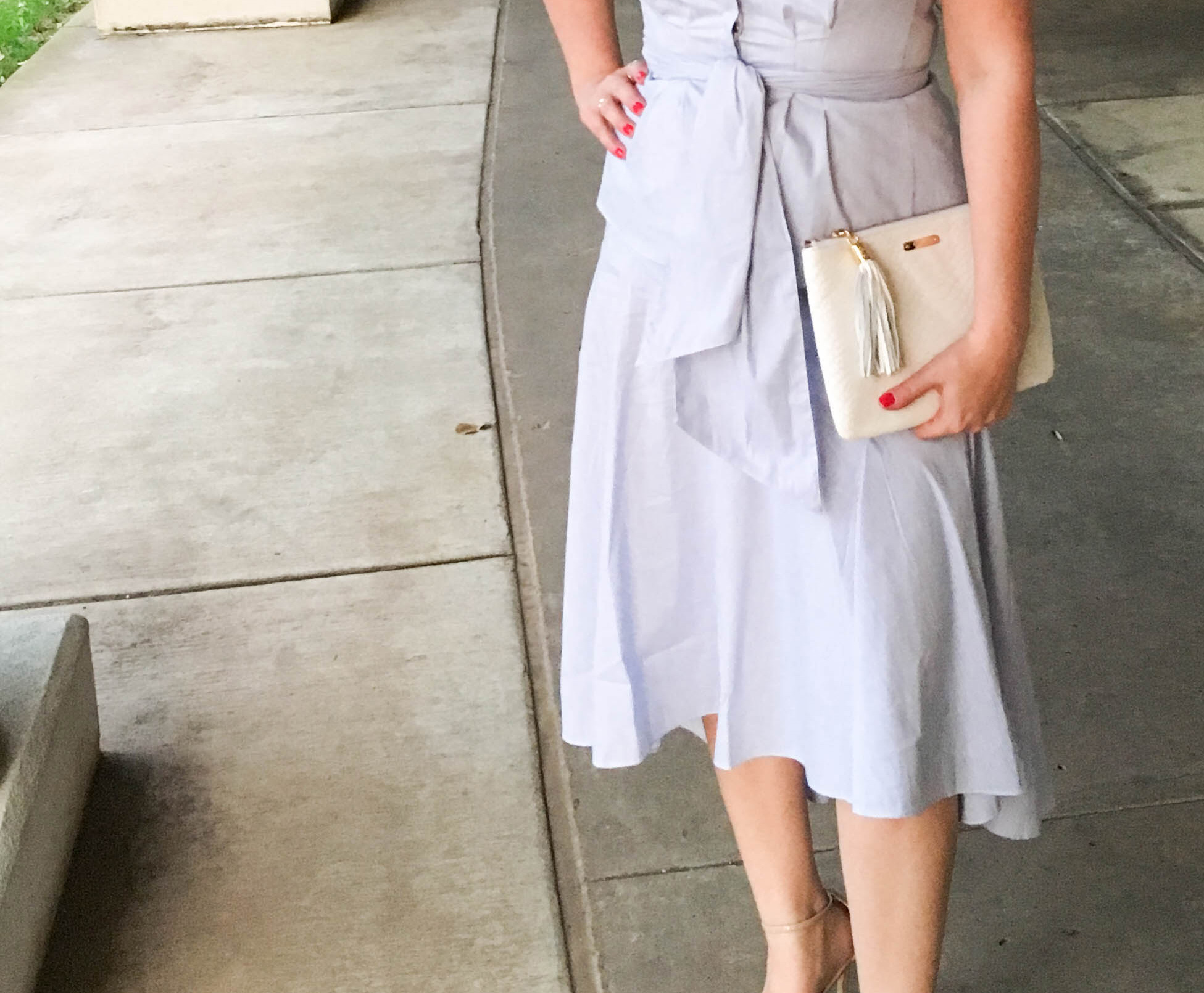 Olivia Palermo Bustier & Skirt 7