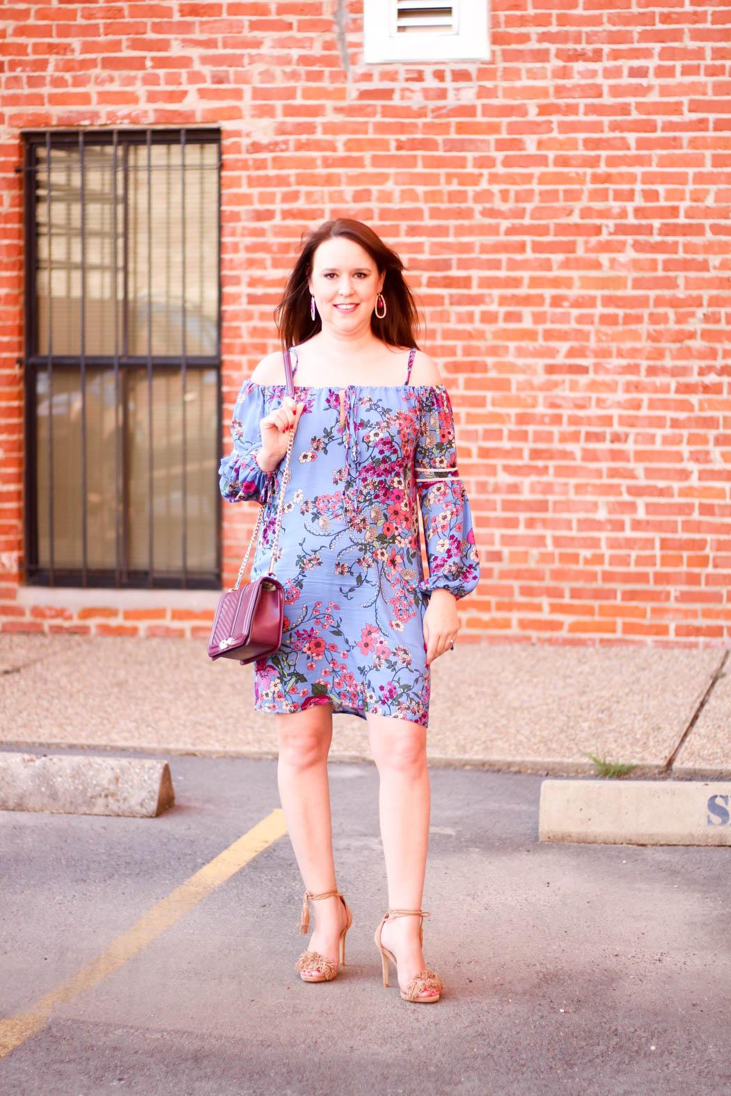 Wayf-dress-Madden-heels-1