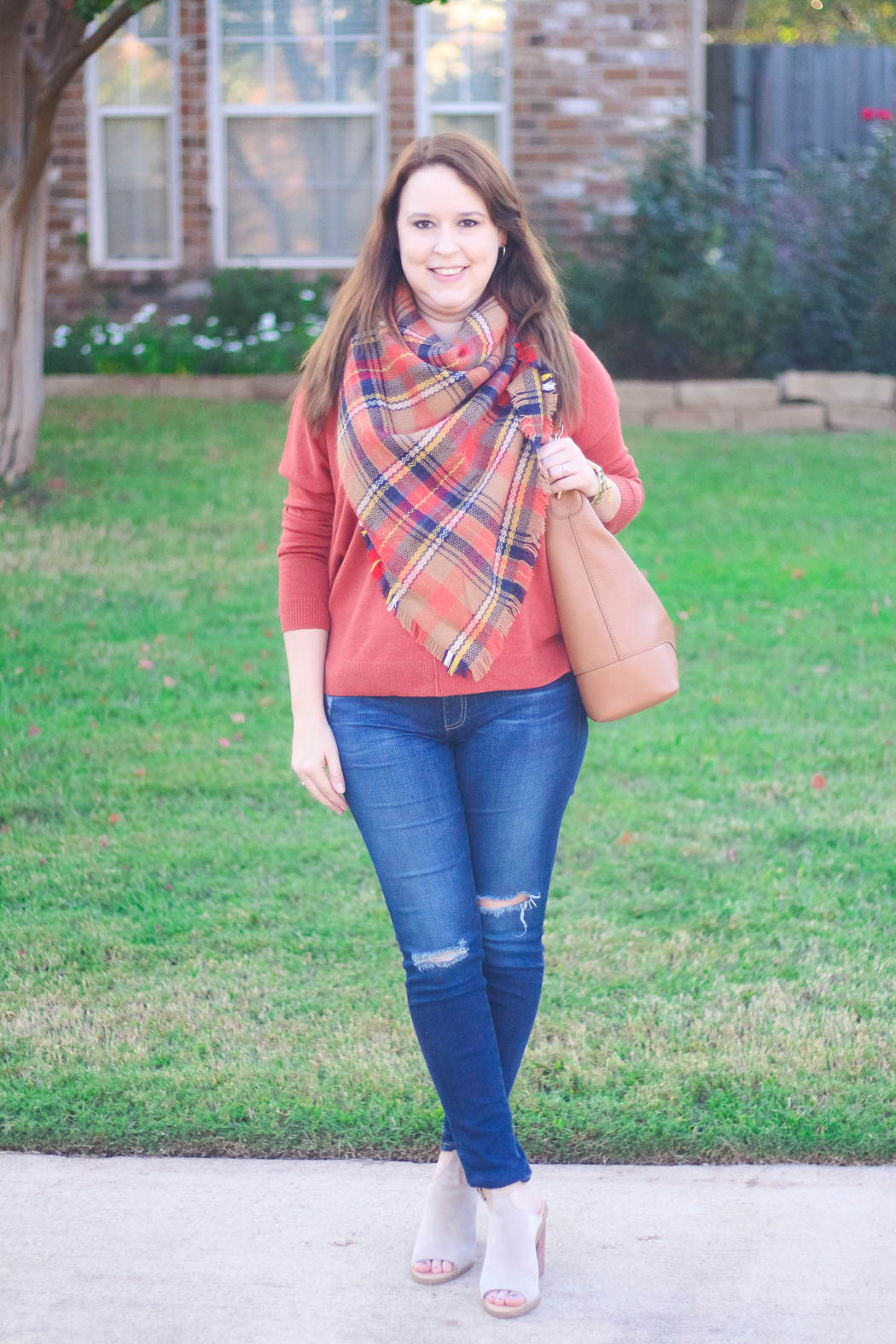 3-haute-hydrangea-leith-rust-sweater-bp-blanket-scarf-marc-fisher-booties
