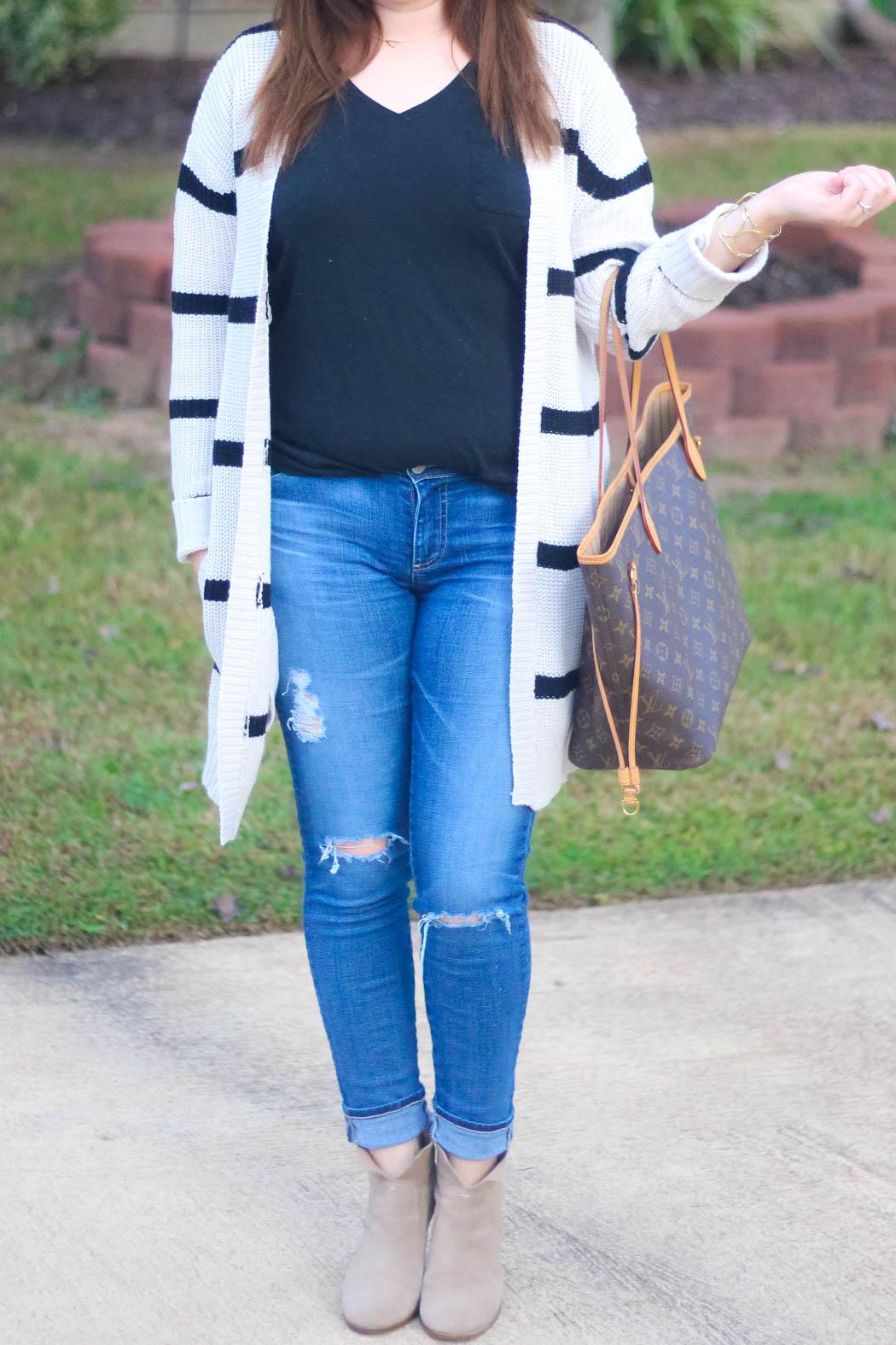 striped-cardigan-madewell-tee-ag-jeans-2