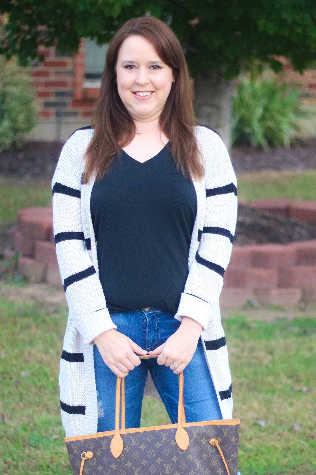 striped-cardigan-madewell-tee-ag-jeans-7