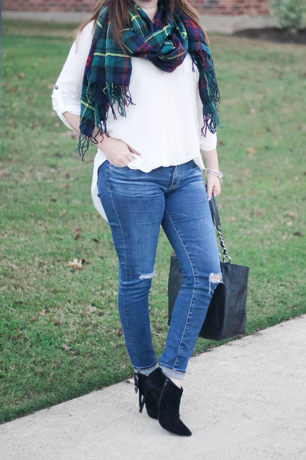 target-scarf-lush-tunic-ag-jeans-coach-bag-charles-david-booties-5