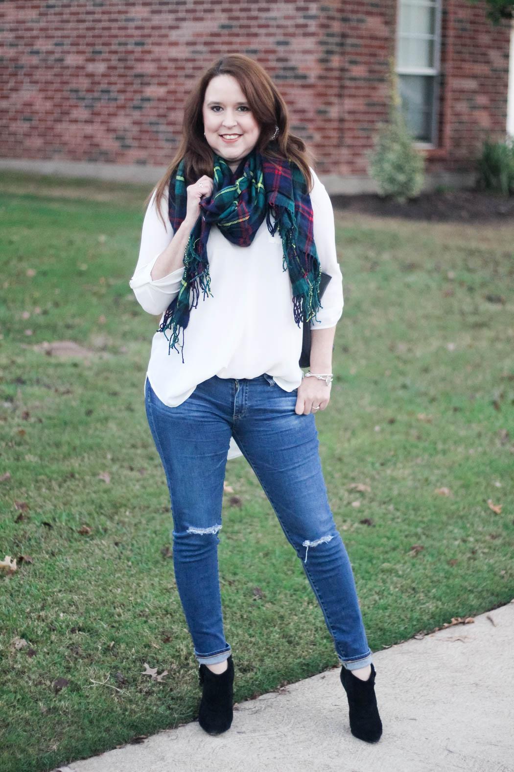 target-scarf-lush-tunic-ag-jeans-coach-bag-charles-david-booties-9