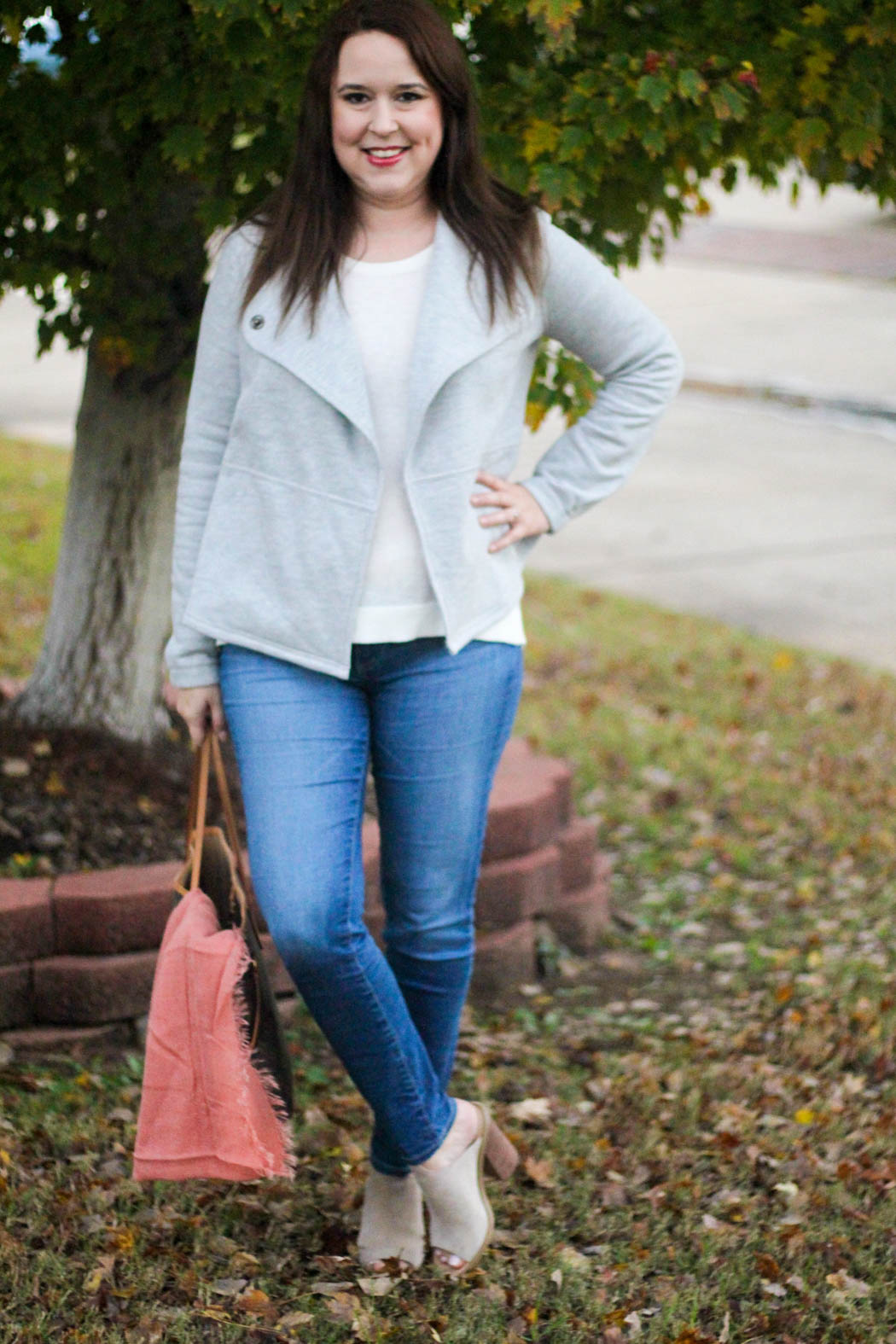 loft-jacket-and-sweater-ag-jeans-lv-neverfull-hinge-scarf-marc-fisher-booties-7