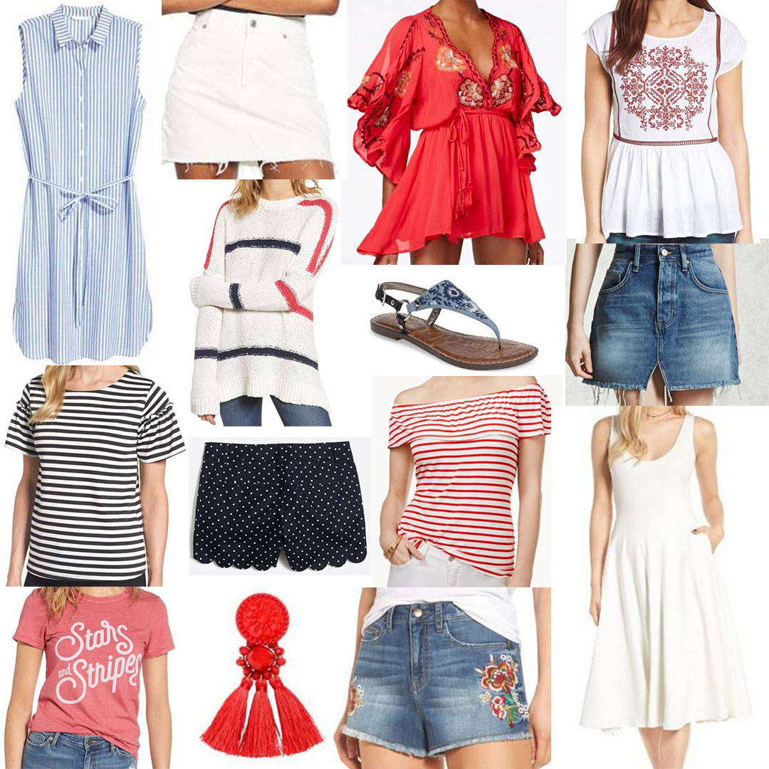 4th of July Style Inspiration